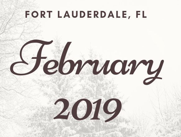 Fort Lauderdale, FL (Microblading - February 2019)