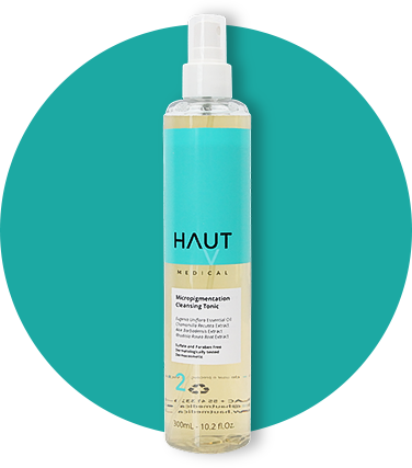 Haut cleansing tonic